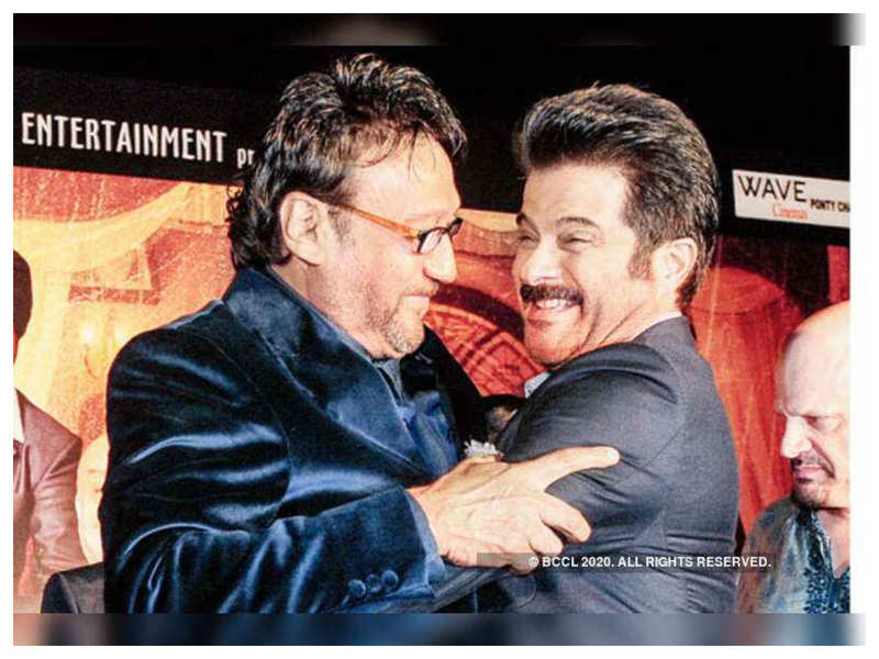 Anil Kapoor confirms next with Jackie Shroff, fans ask if it is 'Ram Lakhan 2'