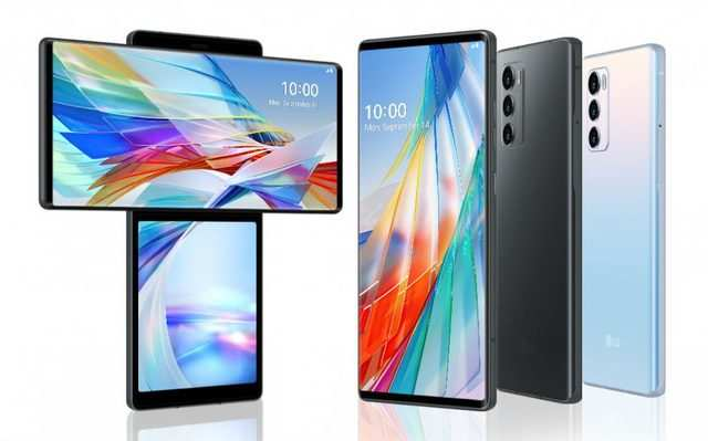 LG Wing, the first smartphone with rotating screen launched
