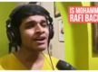 Is Mohammed Rafi back?: This student will make you think twice