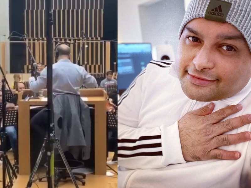 'Thalapathy 65': Thaman completed a song even before the official announcement?