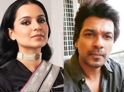 Kangana's war of words with Nikhil Dwivedi