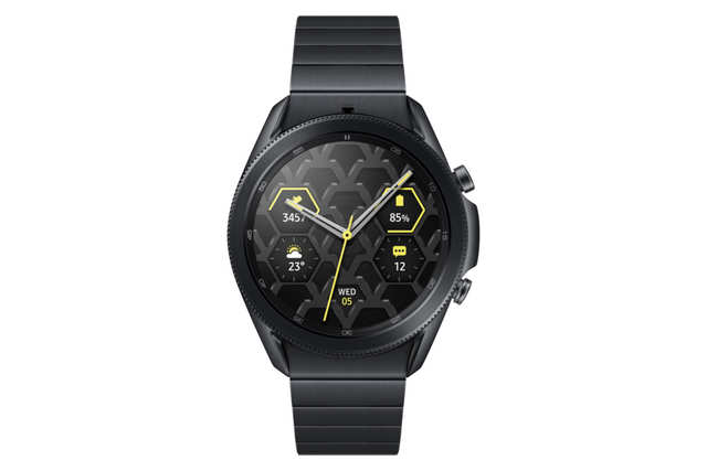 Samsung launches Galaxy Watch 3 Titanium model, to be available starting September 18