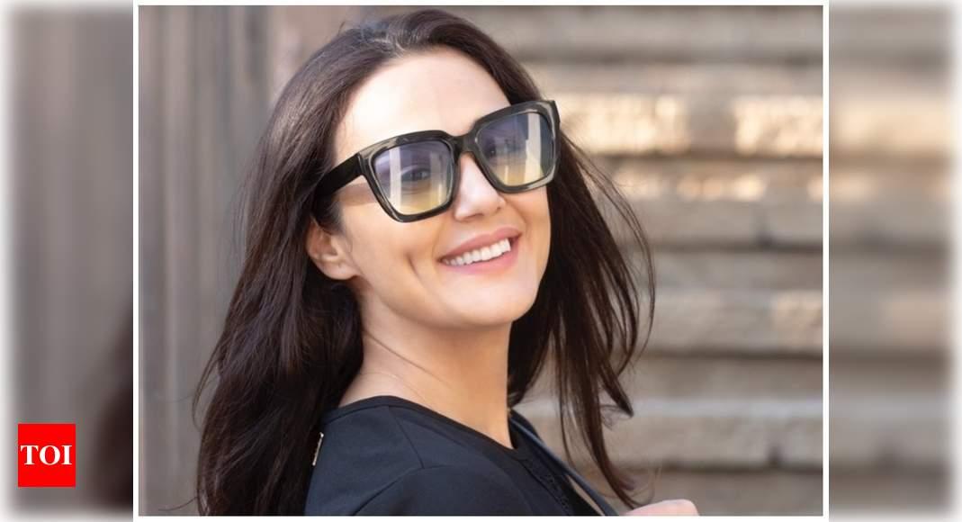 Watch: Preity Zinta talks about day five of quarantine in ...