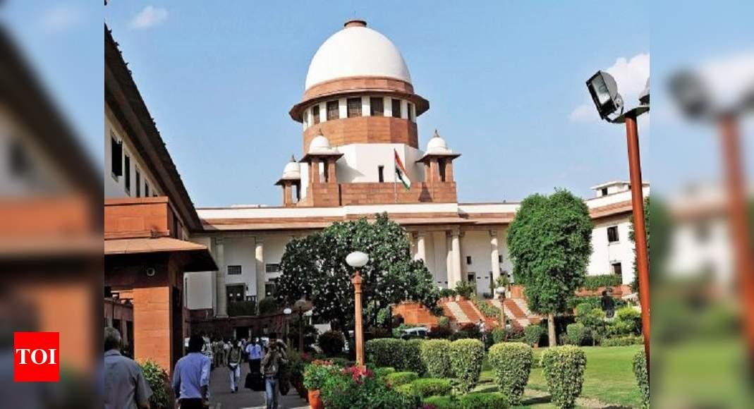 SC halts TV show 'vilifying' minorities - Times of India