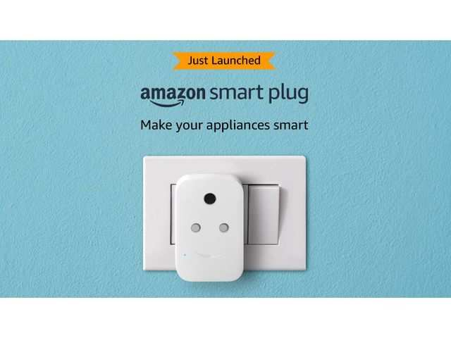 Amazon Smart Plug now available in India: Price and more