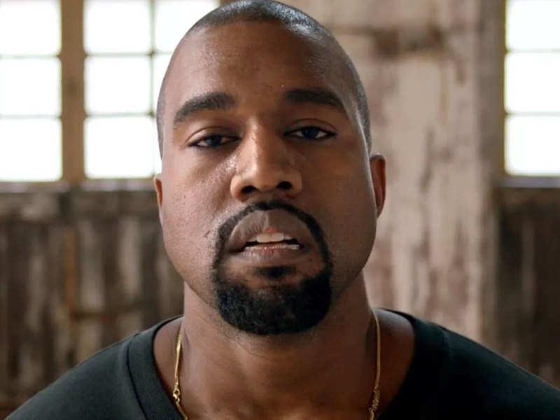 Photo: Kanye West Music Video