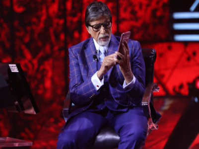 KBC12: Big B describes his state of mind