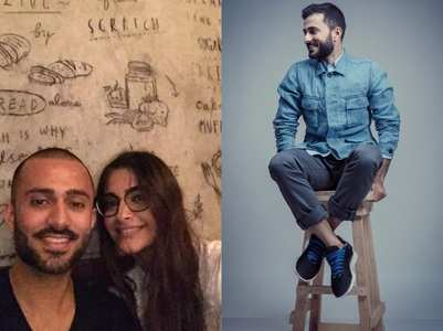 Sonam's 'appreciation post' for hubby Anand