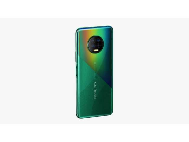 Infinix Note 7 with MediaTek Helio G70 and 5,000mAh battery launched at Rs 11,499