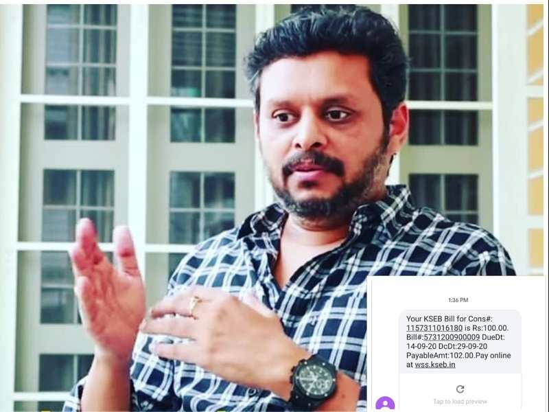 Filmmaker Ranjith Sankar switches to solar power and his electricity bill is cool