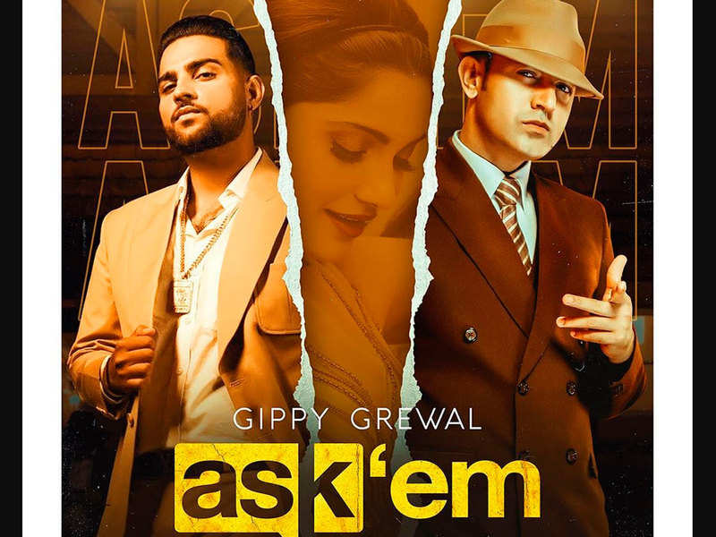Song Alert! Gippy Grewal ft. Karan Aujla's 'Ask Them' to drop on September 22nd