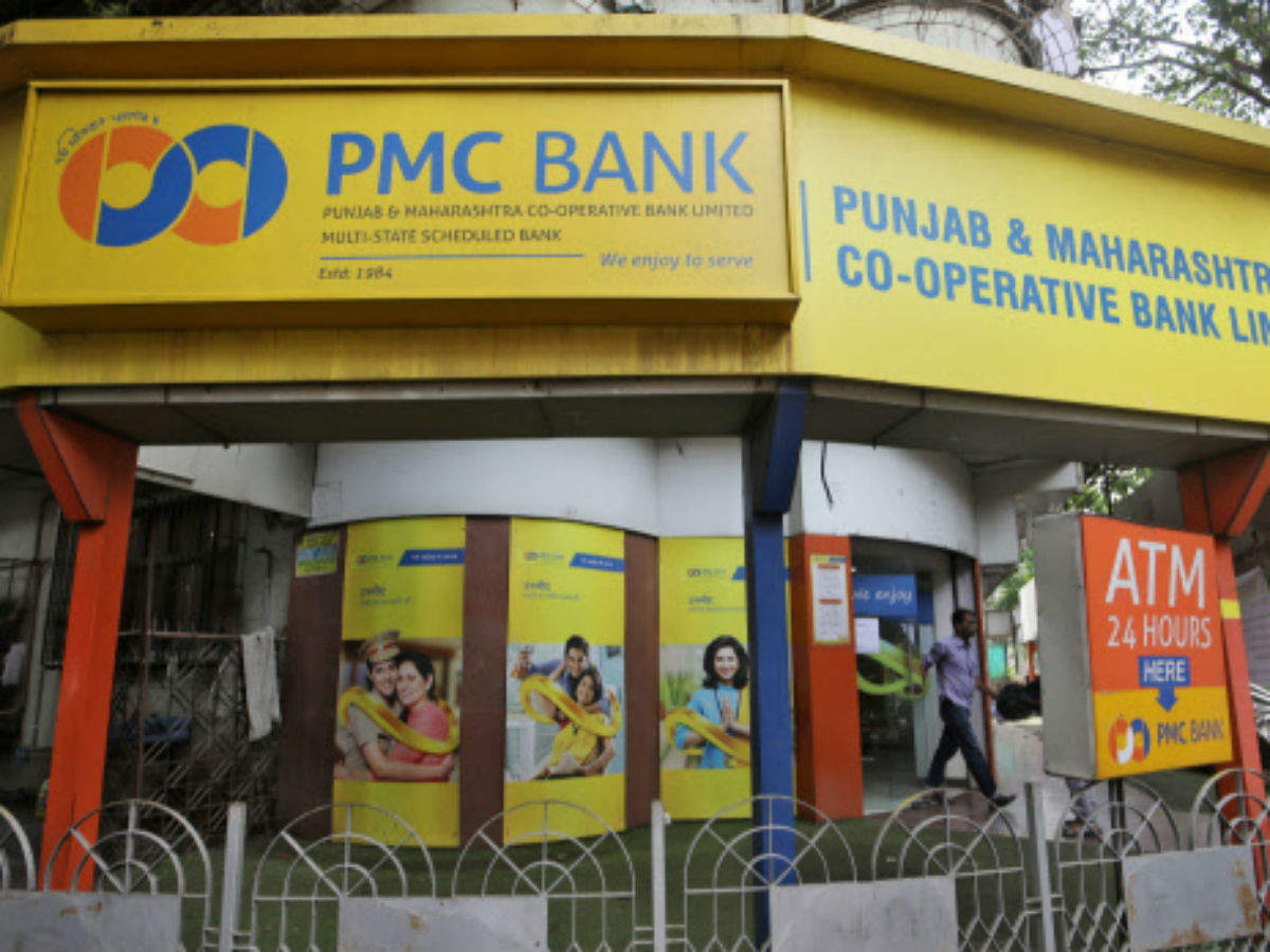 Fraud Hit Pmc Asked Other Major Banks For Merger Report Times Of India