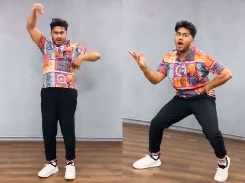 Awez Darbar's 'Rasode Mein....' dance leaves Gauahar Khan and others stumped