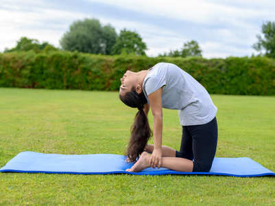 Knee pain hindering your yoga practice? Try this expert-recommended trick