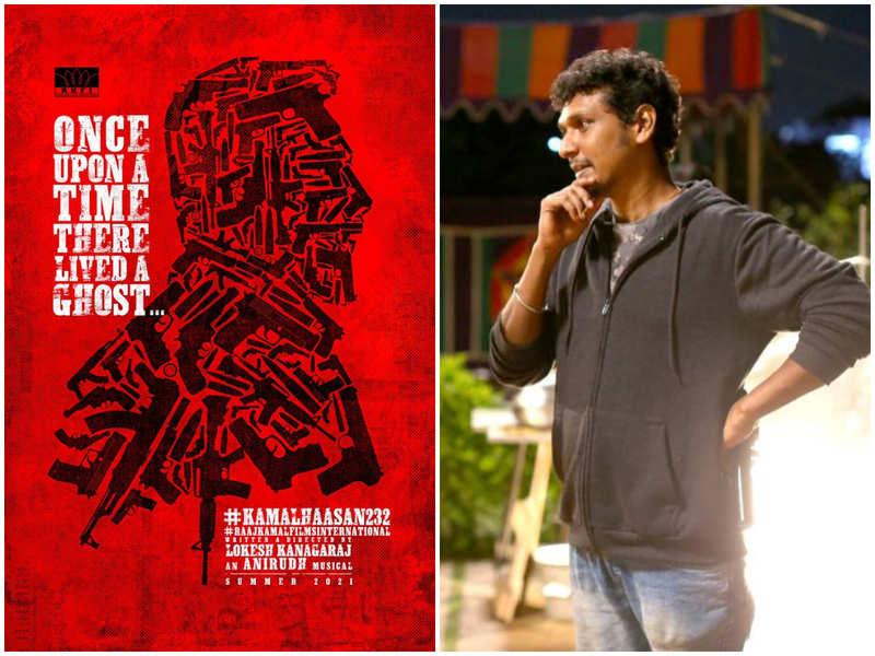 Kamal Haasan announces his next with Lokesh Kanagaraj