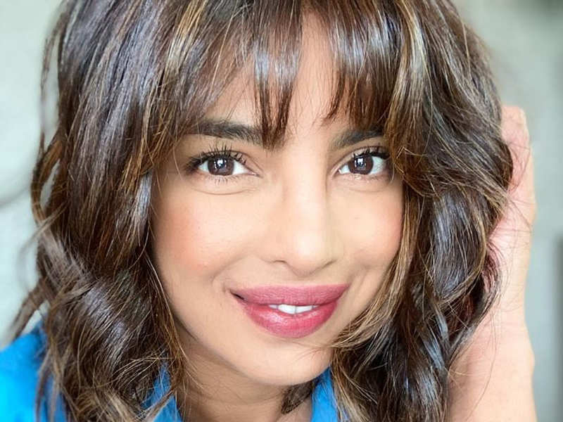 Priyanka Chopra's new haircut is perfect for girls who want to chop off their hair ASAP
