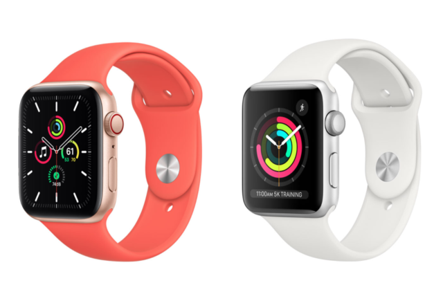 Apple Watch SE vs Watch Series 3: What new features do you get