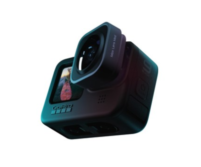 GoPro Hero 9 released with front display and more mods for vloggers