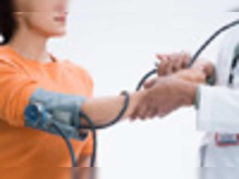 High BP might be white coat hypertension