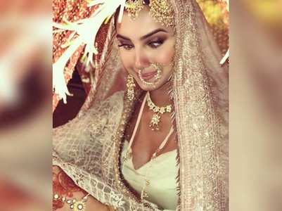 Tara Sutaria brings out her inner bridezilla