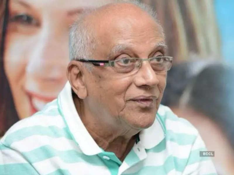 Kamal's 'Apoorva Sagodharargal' director Singeetam Srinivasa Rao tests  positive for Covid 19