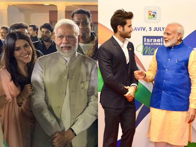 TV celebs wish PM Modi on his 70th birthday