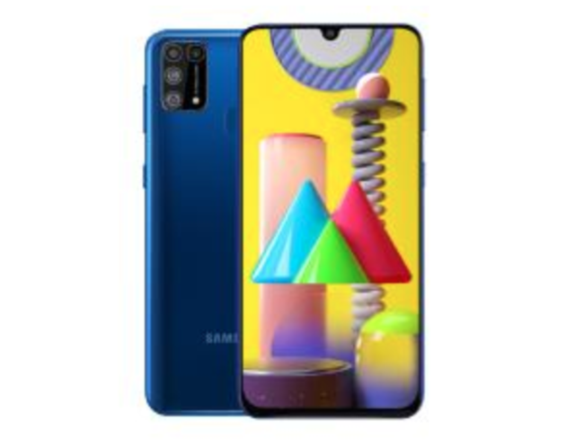 Samsung Galaxy M01s and Galaxy M31 get new software update