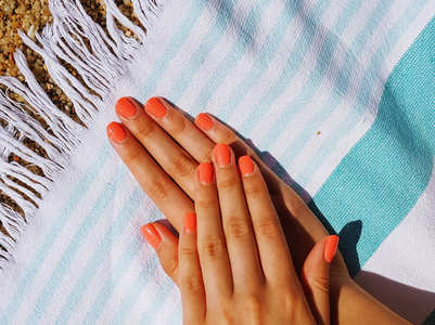 The ultimate guide to 6 different nail shapes