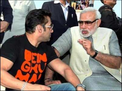 Salman wishes PM Modi on his birthday