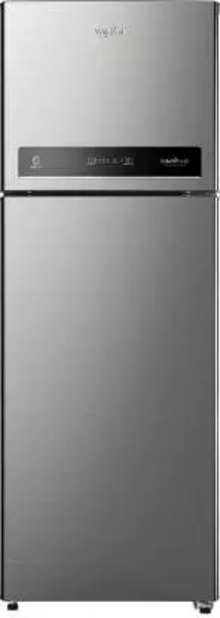 Whirlpool IF INV CNV 480 (3s)-N 465 L Frost Free Double Door 3 Star (2020) Convertible Refrigerator  (Alpha Steel)