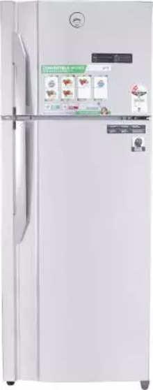 Godrej RF EON 328B 25 HCIT ST RH 331 L Frost Free Double Door Top Mount 2 Star (2020) Convertible Refrigerator(Steel Rush)