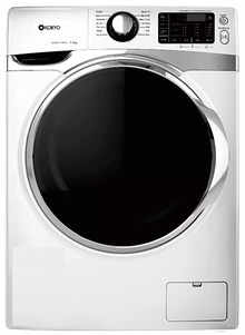 Koryo 7 Kg Front Load Fully Automatic KMW1275DDFL Washing Machine