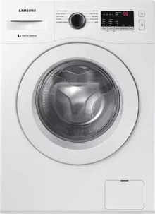 Samsung 6.5 Kg Front Load Fully Automatic 5 Star WW65R20GLSW/TL Inverter Washing Machine