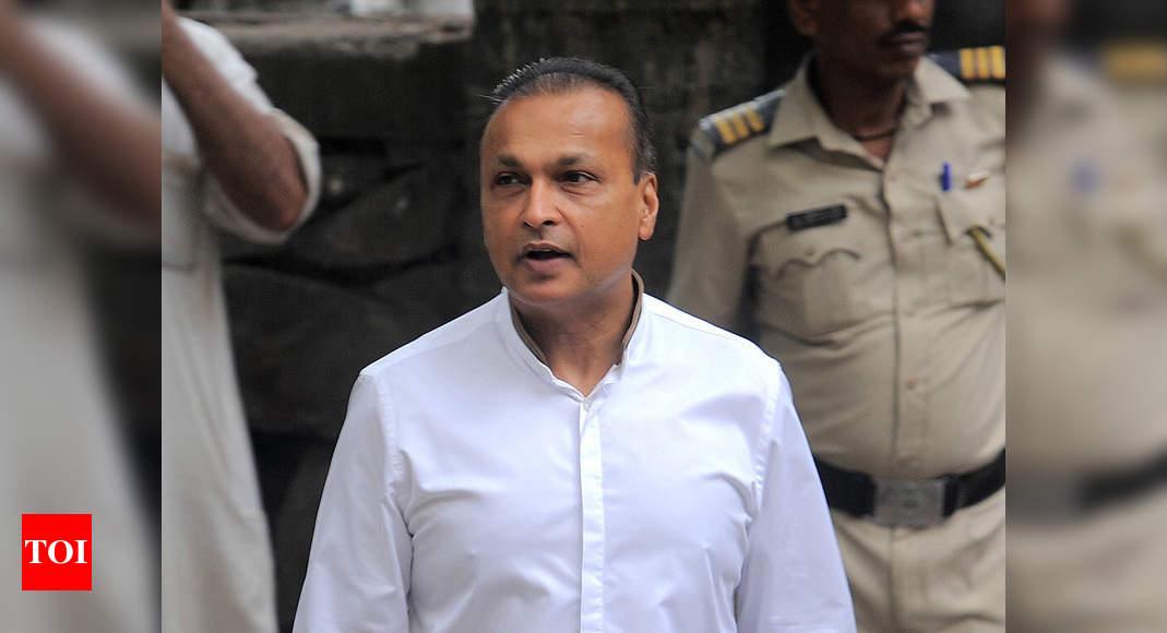 SC refuses to resume Anil Ambani insolvency case