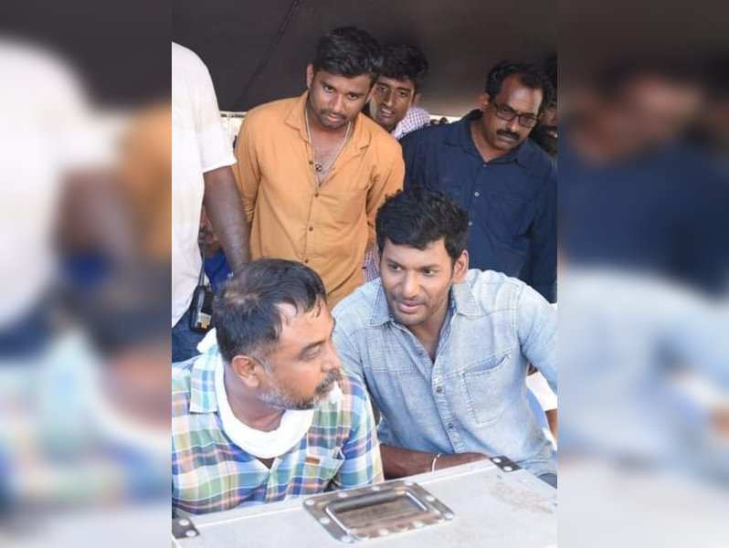 Lingusamy remembers Babu Sivan, friend of 28 years