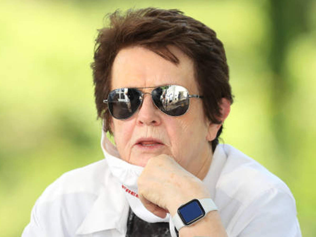 Fed Cup Changes Name To Honor Tennis Great Billie Jean King Tennis News Times Of India
