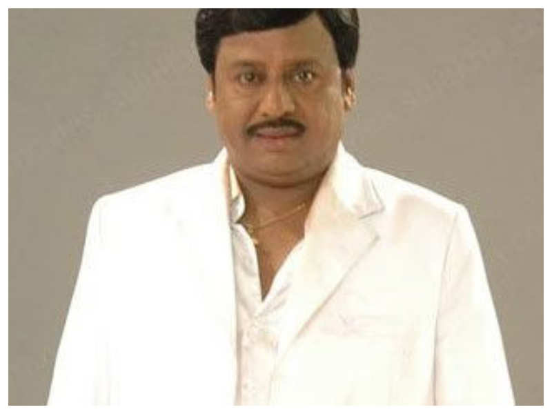 Ramarajan admitted to hospital; awaiting COVID-19 results
