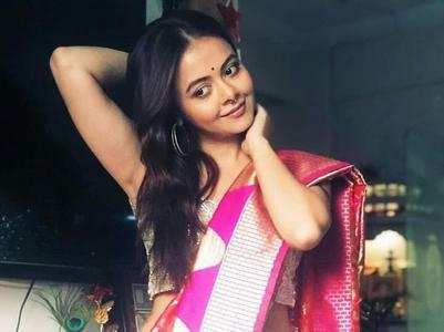 Devoleena misses Mahalaya celebrations