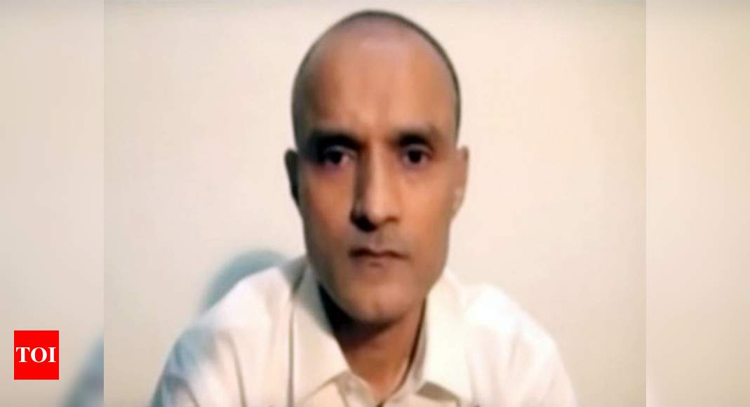 Allow Queen's Counsel to represent Jadhav, India tells Pakistan | India News – Times of India