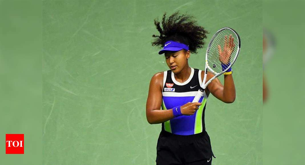 Naomi Osaka withdraws from French Open with hamstring injury