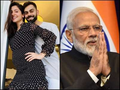 PM Modi congratulates Virat & Anushka