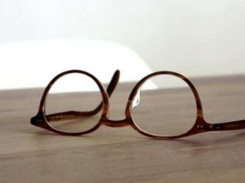 Wearing eyeglasses may lower the risk of Covid-19: Study