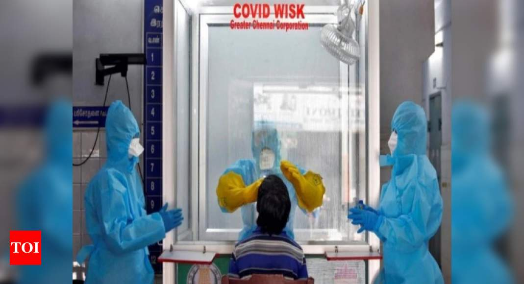 With spike of 96,424 cases, India's Covid-19 tally crosses 52-lakh mark