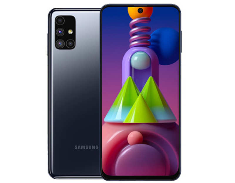 Samsung M51 Sale Today Samsung Galaxy M51 With 7000mah Battery To Go On Sale For First Time On Amazon At 12 Pm Today Mobiles News Gadgets Now