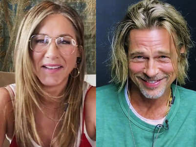 Jennifer-Brad Pitt reunite on-screen
