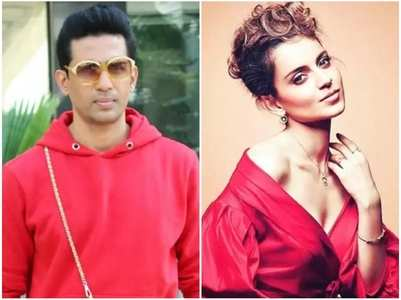 Gulshan takes a jibe at Kangana & B'wood