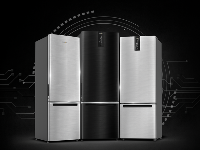 3rd Segment of Our #CoolTechOfTheWeek - a high-tech refrigerator with contemporary design and power packed performance