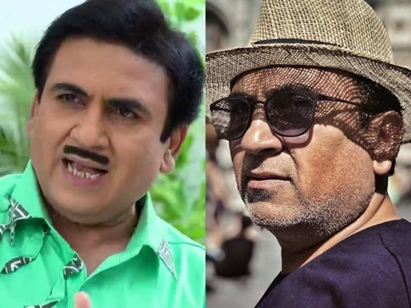 Taarak Mehta's Jethalal aka Dilip Joshi looks uber stylish in his holiday picture from Italy; former Tapu says 'That look' with a fire emoticon