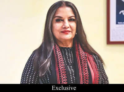 Shabana Azmi: I fainted after my car accident