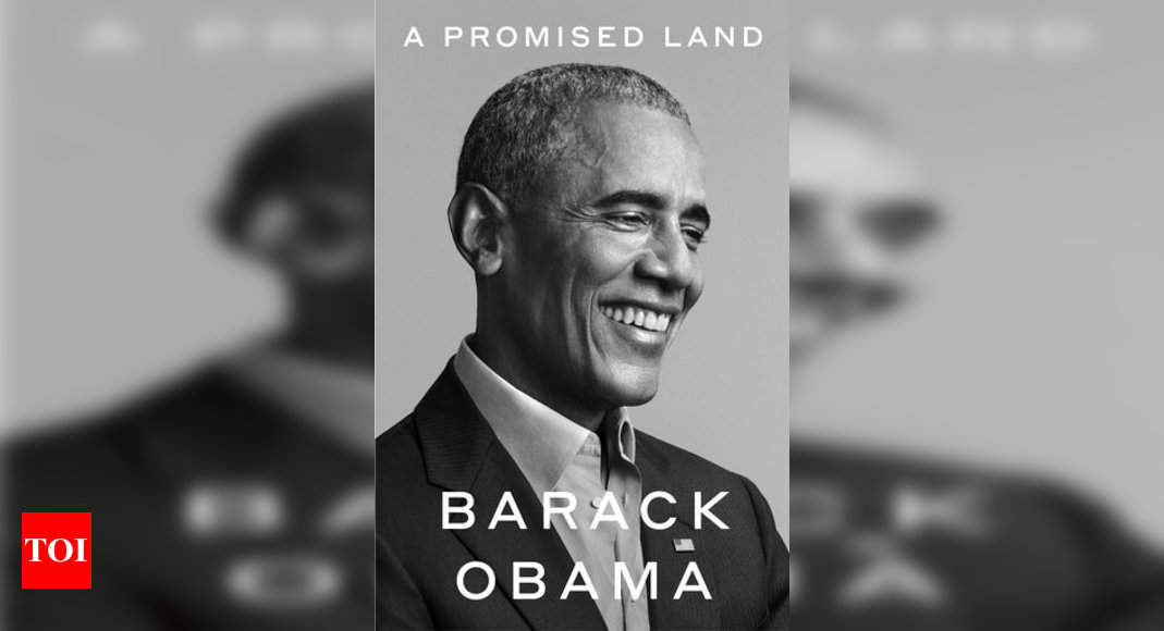 Barack Obama's memoir out in Nov